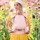acheter-louer-porte-bébé-Belenka-Mini-Dots-Pink