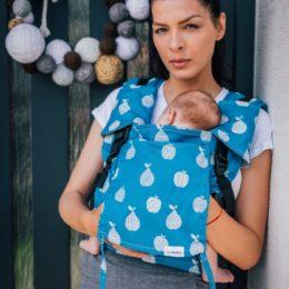 acheter-louer-porte-bébé-Belenka-Mini-Fruits-Blue