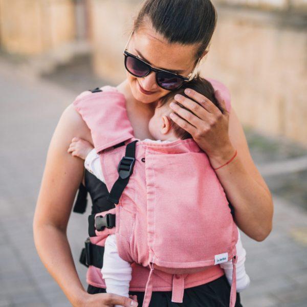acheter-louer-porte-bébé-Belenka-Mini-Pink