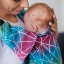 acheter-louer-porte-bébé-Belenka-Mini-Spiderweb-Galaxy
