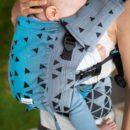 acheter-louer-porte-bébé-Belenka-Mini-Triangle-Sapphire