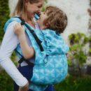 acheter-louer-porte-bebe-little-frog-xl-toddler-blue-glimmer
