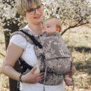 acheter louer porte bebe limas flex blossom taupe