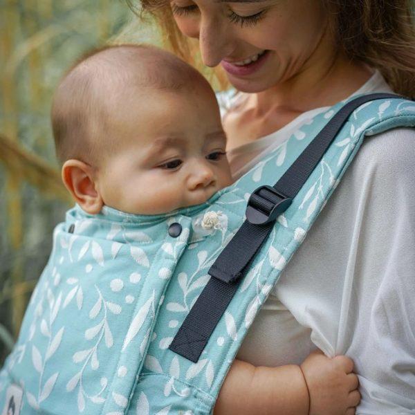 acheter louer porte bebe limas flex flora magic mint