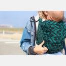 acheter-louer-écharpe-Yaro-La-Vita-Emerald-Black
