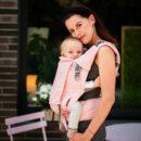 acheter-louer-porte-bébé-Belenka-4ever-Dots-Pink