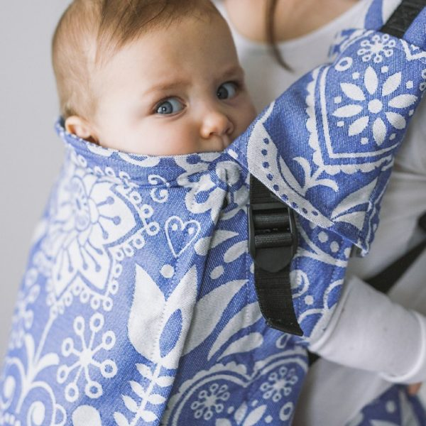 acheter-louer-porte-bébé-Belenka-4ever-Folk-Blue