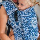 acheter-louer-porte-bébé-Belenka-4ever-Mandala-Royal-Blue