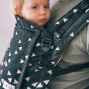 acheter-louer-porte-bébé-Belenka-4ever-Triangle-Black
