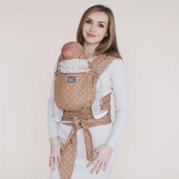 acheter-louer-porte-bébé-Love-and-Carry-LoveTie+-Cinnamon