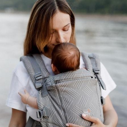 acheter-louer-porte-bébé-love-and-carry-One-+-Cool-Wave