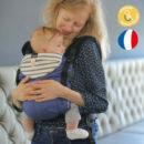 acheter-louer-porte-bébé-Néobulle-Néo-Marin