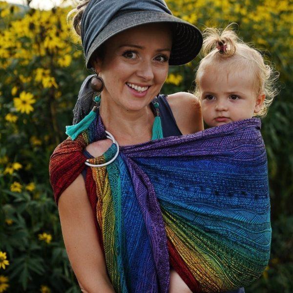 acheter-louer-sling-little-frog-rainbow-harmony