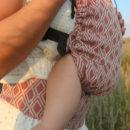 acheter-louer-porte-bébé-Nekoslings-Neko-Switch-Babysize-Lycia-terracotta