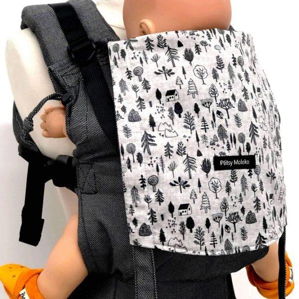 acheter-louer-porte-bébé-ptisty-moloko-cliptsy-standard