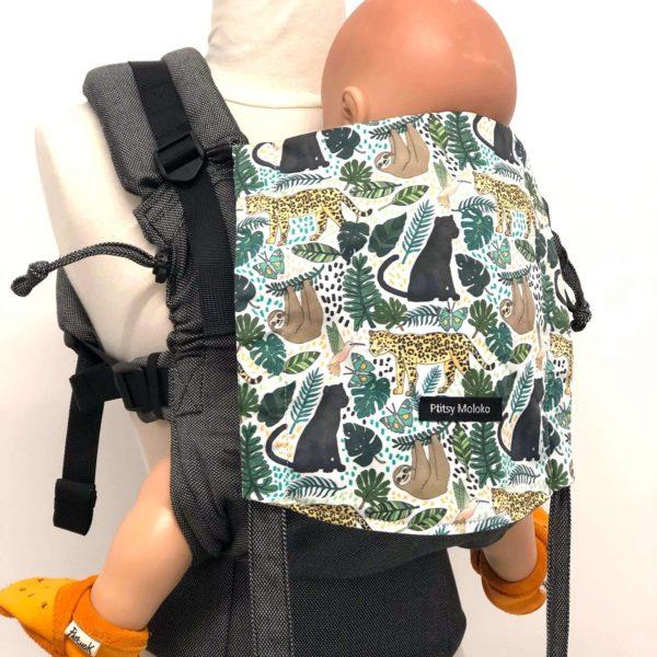 acheter-louer-porte-bebe-ptitsy-moloko-cliptsy-bambin-jungle